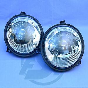 2x Scheinwerfer VW Lupo links + rechts Set Klarglas 1998-2005 H4