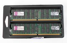 KINGSTON KTH-XW9400K2/8G 8GB (2x 4GB) 240-Pin DDR2 PC2-5300R ECC SERVER