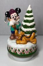 Schmid Walt Disney Christmas Music Box Tune: Winter Wonderland 253-471