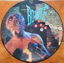 DAVID BOWIE LET'S DANCE LP PICTURE DISC