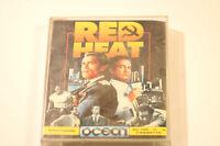 RED HEAT - ZX Spectrum Game 48K 128K +2+3  By OCEAN 1989