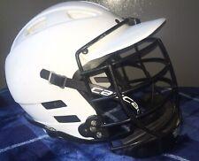 Cascade C2 Shc2 Lacrosse Helmet Lax White Youth Xxs Extra Extra small
