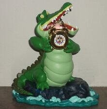 Peter Pan Tick Tock Crocodile W/Clock Figurine - Disneyana Convention 1997