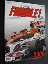 Book Formule 1 Finish 2008 door Anjes Verhey (Nederlands)