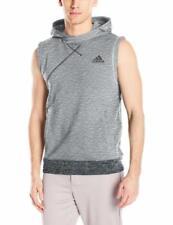 ee722d8c7f11f4 Gray Sleeveless Sweats   Hoodies for Men