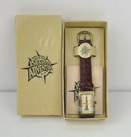 Vintage Universal Studios Islands of Adventure Watch, Leather Strap - New