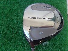 Left Hand Nicklaus Airmax DPT 460cc Driver Fujikura SG Stiff Shaft Focused Power