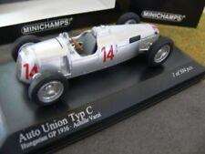 1/43 Minichamps AUTO UNION TIPO C Achille Varzi Hungarian Gp 1936