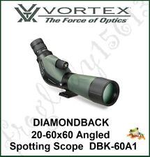 VORTEX OPTICS Diamondback 20-60x60 Angled Spotting Scope - DBK-60A1  Auth Dealer