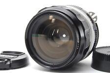 Excellent+++++ Nikon NIKKOR-O Auto 35mm f/2 Ai Converted Manual Focus Lens Japan