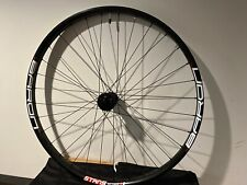 "STAN'S NO TUBES BARON MK3 FRONT WHEEL, 29"" 15 X 10MM, 6-BOLT, TUBELESS READY, BK"