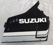 1985 GSX-R 750 RIGHT SIDE PANEL, FAIRING GSXR 750 OEM SUZUKI