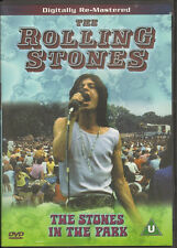 ROLLING STONES The Stones in the Park NEW DVD MONO Hyde Park 1969 Satisfaction