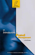 Very Good, An Introduction to Fund Management (Griffin Guides), Russell, Ray, Bo