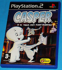 Casper e il Trio dei Fantasmini - Sony Playstation 2 PS2 - PAL