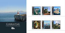 Gibraltar 2012  Visit Europa  PRESENTATION PACK  postfris/MNH