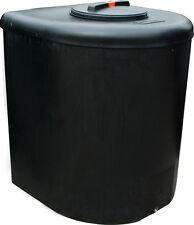 Ecosure D Shaped 1000 Litre Water Tank, Rain Water Storage Tank, Water Butt