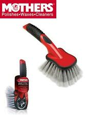 Mothers Wheel Brush 155700 Car Van Motorcycle Alloy Steel Extra Soft Cleaning