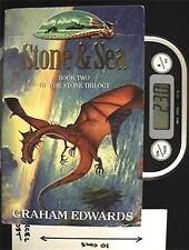 Stone & Sea - PB 1st Ed by Graham Edwards
