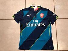 NWT PUMA Arsenal Soccer 2014/2015  Jersey  Women's Medium