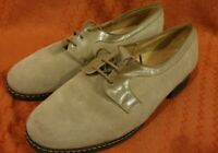 Church Glovemocs Caroline suede shoes womens uk size 7 size 75