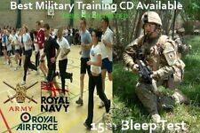 Bleep test formazione CD prova completa i livelli di formazione-POLIZIA Navy Esercito Raf