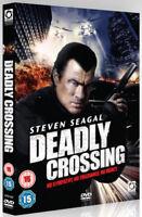 Deadly Crossing DVD (2010) Steven Seagal, Waxman (DIR) cert 15 ***NEW***