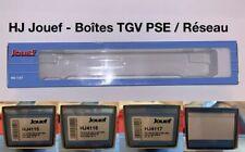 TGV PSE / Réseau / Thalys Jouef HJ - Boite Neuve pour Remorque Intermédiaire