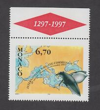 Monaco -Timbres neufs ** Protection des Baleines - N° 2133 - TB