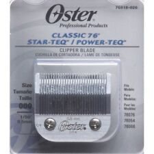 Size 000 Blade For Oster 76 Triple Zero Blade