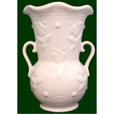 More details for royal creamware vase falcon design 19cm art deco collectable piece oc59