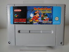 SNES Spiel - Mickey Mouse The Magical Quest (PAL) (Modul)