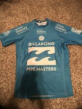 2015 Billabong Pipe Masters Jersey Worn by Adriano de Souza World Champion