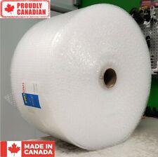 "3/16"" Bubble Wrap 12"" x 300' Roll Padding Cushion Packing Shipping Moving Grade"