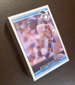 50) KEN GRIFFEY JR Seattle Mariners 1992 Donruss All Star LOT Baseball Card #24
