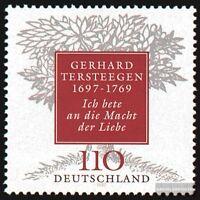 BRD (BR.Deutschland) 1961 (kompl.Ausg.) postfrisch 1997 Gerhard Tersteegen