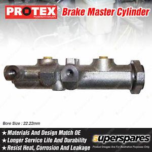 Protex Brake Master Cylinder for Ford Transit 250 4.1L 115KW RWD 1978-1981