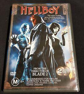 HellBoy - DVD - Pre Owned - VGC - 2 Disc Set