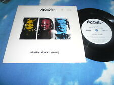 MOOSE UK LIMITED 7 inch THIS RIVER WILL NEVER RUN DRY - SHOEGAZING/SLOWDIVE/RIDE