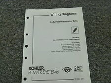 s l225 kohler heavy equipment manuals & books for generator ebay kohler dec 1000 wiring diagram at edmiracle.co