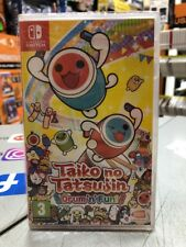Taiko No Tatsujin Drum'n'Fun Ita SWITCH NUOVO SIGILLATO