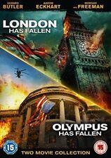 London Has Fallen & Olympus DVD 2016