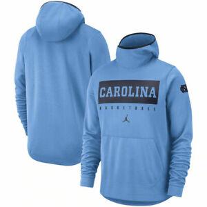 Air Jordan Carolina TarHeels UNC Basketball Spotlight Hoodie Men's Size XL *NEW*