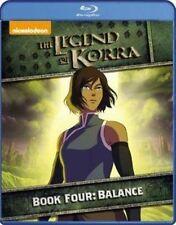 Legend of Korra Book Four Balance - Blu-ray Region 1