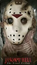 Friday the 13th Part 9 Jason Voorhees Latex Bust and Hockey Mask from JGTH