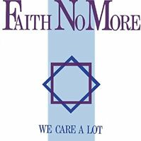 FAITH NO MORE We Care A Lot US 10trk CD reissue of 1985 album digipak NEW/SEALED