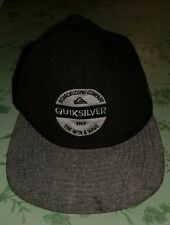 QUIKSILVER New Era 9FIFTY Snowboarding Snapback hat cap surf skate quicksilver