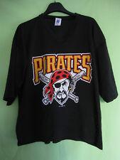 Tee Shirt Maillot Pirates de Pittsburgh 1997 Baseball 90'S Vintage Logo 7 - XL