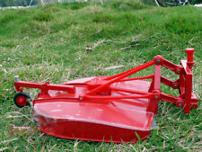 CASE Rotary Mower A die-cast model tractor Ertl 1-16