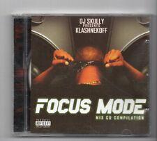 (JQ441) DJ Skully, Klashnekoff, Focus Mode - CD